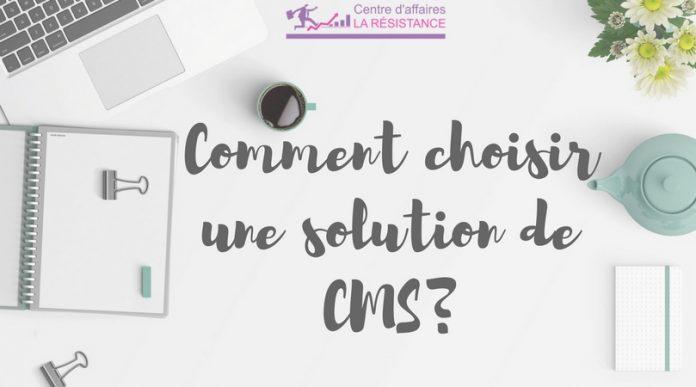 comment choisir un CMS